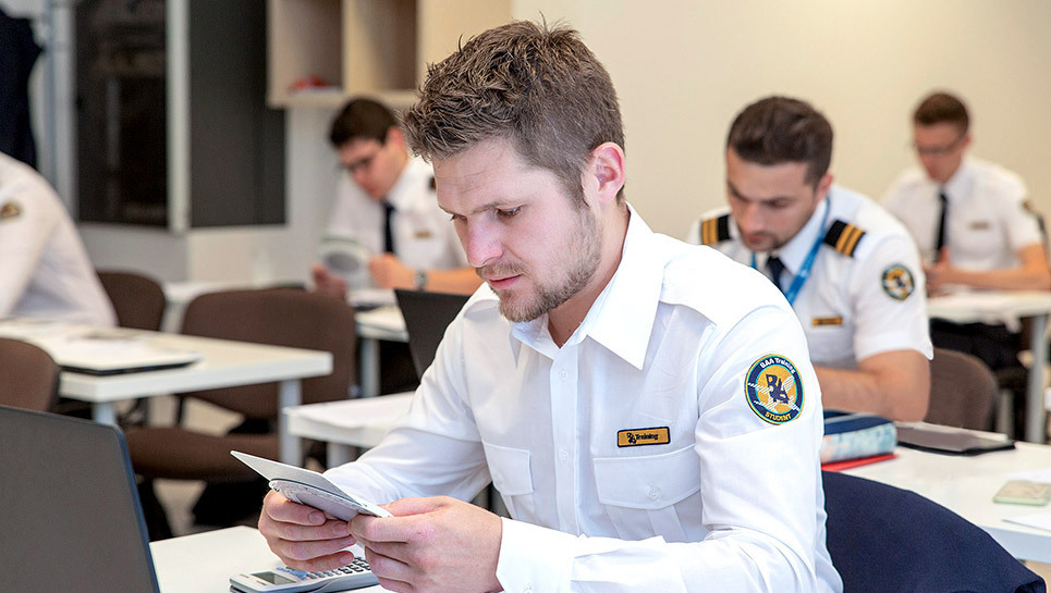 Competency-based Pilot Training